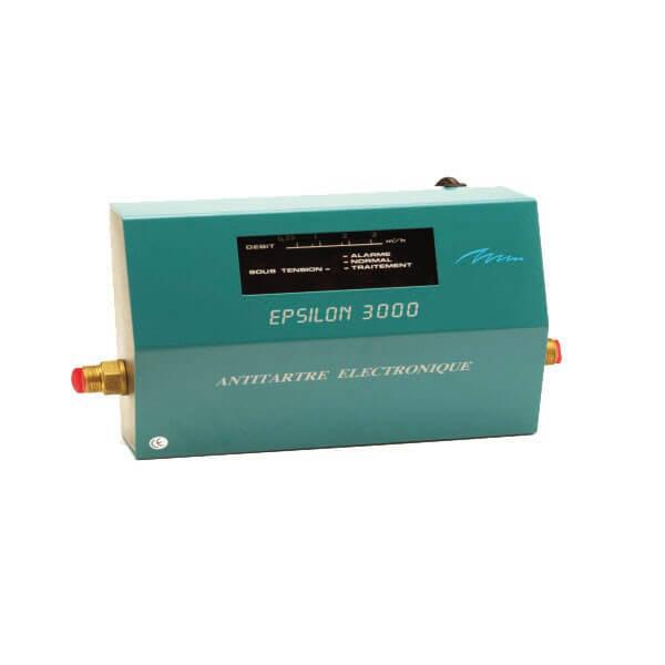 Antitartre electronique epsilon3000 eau chaude epsilon for Appareil anti calcaire electronique