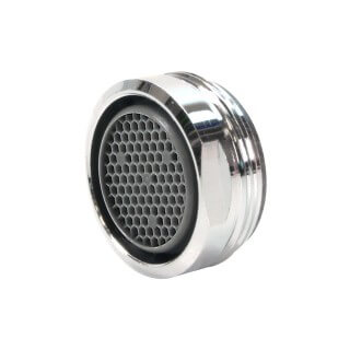 Mousseur aérateur eau filtrée robinet Torino chromé