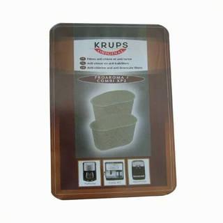 Filtre KRUPS pour PROAROMA / COMBI XP2 (lot de 2)
