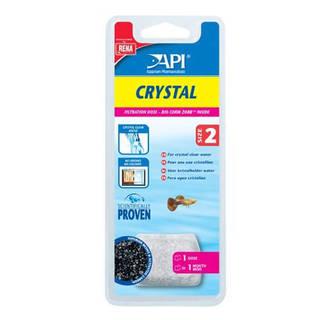 Filtre aquarium API Rena Crystal Size 2 (x1 filtre)