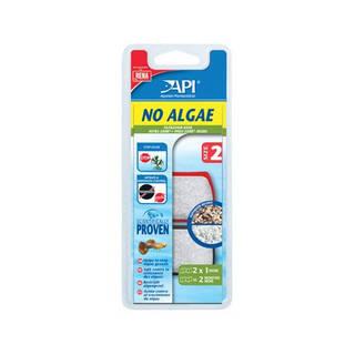 Filtre aquarium API Rena No Algae Size 2 (x2 filtres)