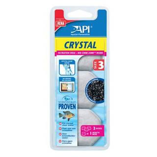 Filtre aquarium API Rena Crystal Size 3 (x3 filtres)