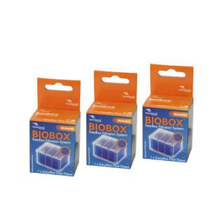 Filtre aquarium Easy box XS Mousse fine Aquatlantis  (lot de 3) - Biobox