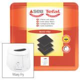 Filtre XA500006 - Filtre friteuse Maxy Fry (lot de 3)