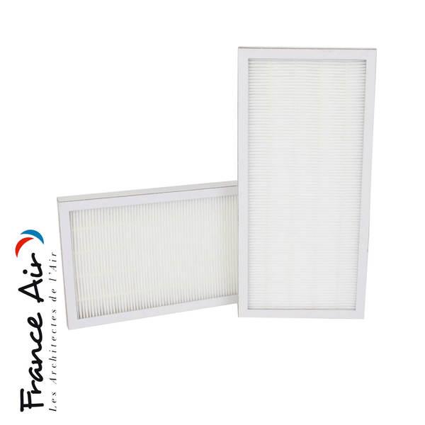 filtres f6 pour vmc double flux cocoon 39 2 d180 set de 2 filtres france air alp006888. Black Bedroom Furniture Sets. Home Design Ideas
