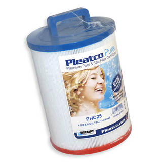 Filtre PHC25P4 Pleatco Standard - Compatible Unicel 4CH-20 et Filbur FC-0125 - Filtre Spa bain remous