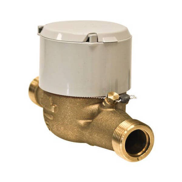 Compteur d 39 eau froide calibre 20 itron alp000220 - Compteur eau froide ...