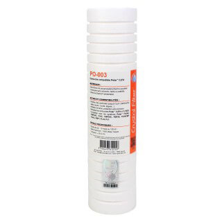 Cartouche Crystal Filter® compatible CJFA et CJ1020 pour Polar™